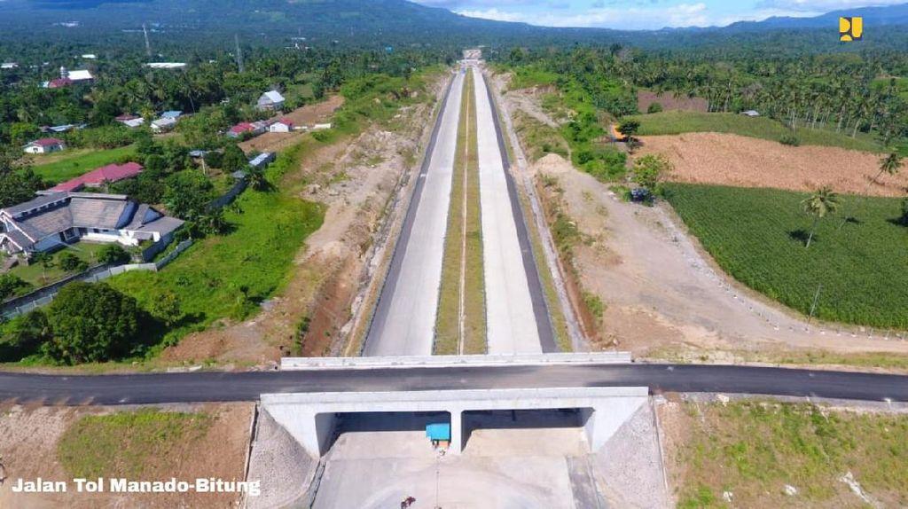 Terkini! Penampakan Tol Pertama di Sulut & Aceh Siap Operasi