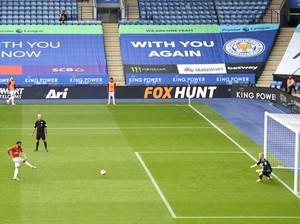 Leicester Vs MU: Menang 2-0, Setan Merah Amankan Tiket Liga Champions
