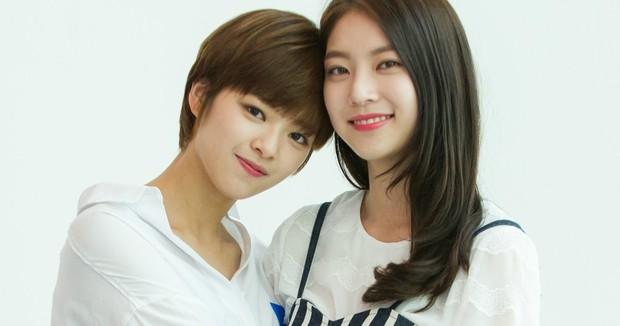 jeong yeon dan seung yeon berfoto berdua