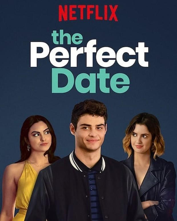 Film The Perfect Date menceritakan tentang anak SMA bernamaBrooks Rattigan (Noah Centineo) yang mencari uang tambahan dengan menawarkan jasanya untuk menjadi pacar sewaan.