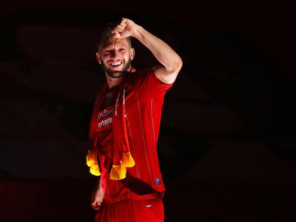 Tinggalkan Liverpool, Adam Lallana Mendekat ke Brighton