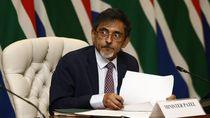 Menteri Perdagangan Afrika Selatan Positif Corona