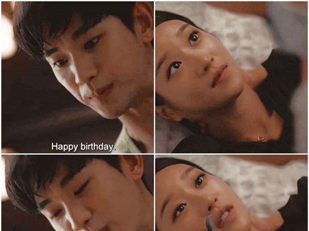 Its Okay To Not Be Okay Terbaru: Heboh Ciuman Hot Kim Soo Hyun - Seo Ye Ji