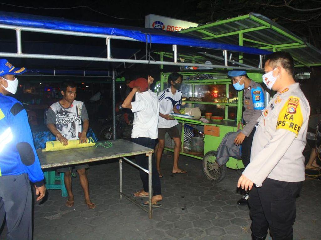 Polisi Perketat Protokol Kesehatan, Zona Merah di Mataram Sisa 13 Kelurahan