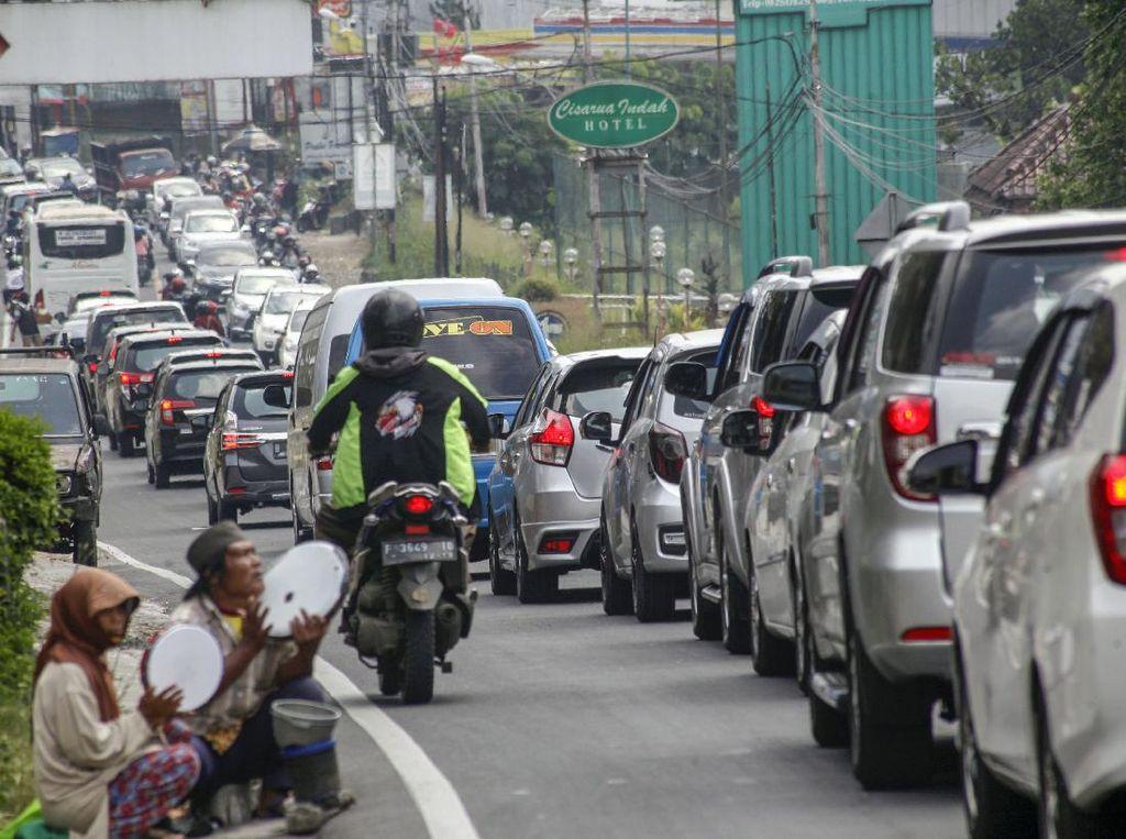 Kemenhub Dukung Penerapan Gage di Puncak, Antisipasi Macet Parah Saat Weekend