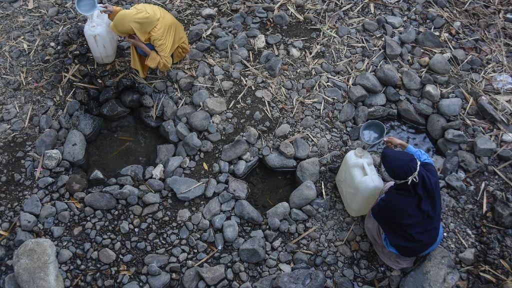 Warga Desa Kelawis NTB Kesulitan Air Bersih