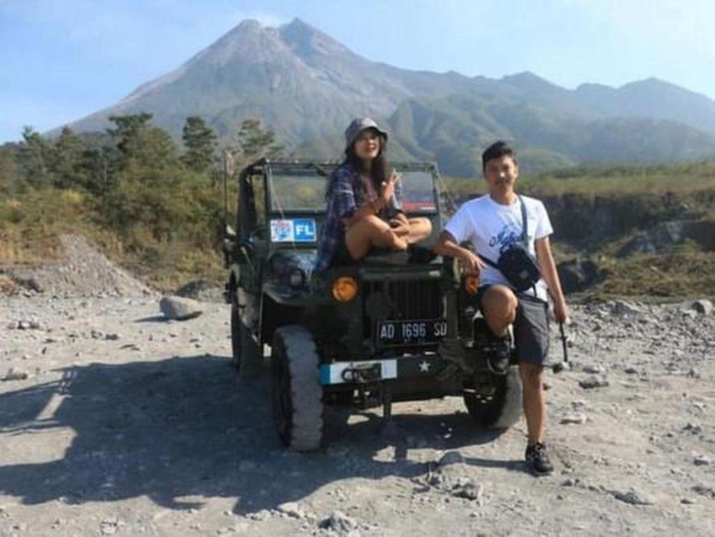 Naik Jeep di Gunung Merapi Saat Pandemi, Ini Syaratnya