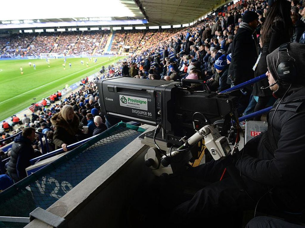 Link Live Streaming Leicester Vs MU