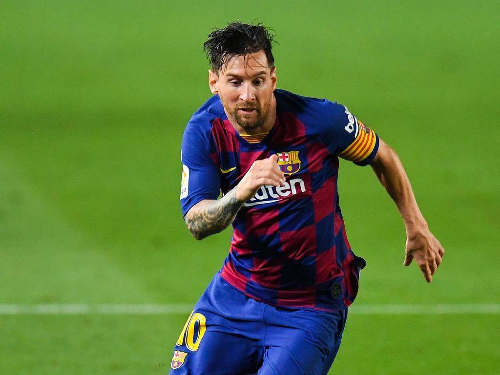 Soal Messi, Barca Maunya Selesai secara Kekeluargaan