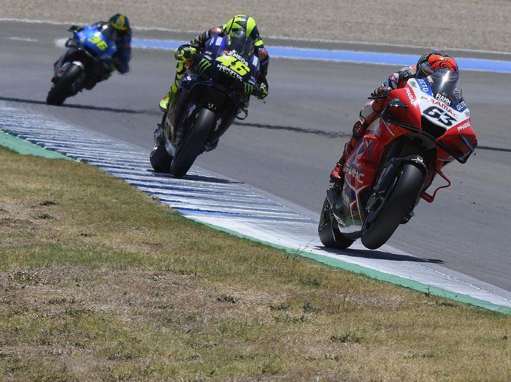 Saksikan Live Streaming MotoGP Andalusia 2020 di DetikSport