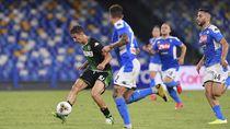 Video 4 Gol Sassuolo yang Dianulir Saat Kontra Napoli