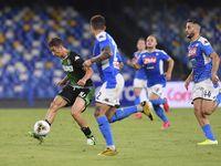Napoli Vs Sassuolo: Diwarnai Drama VAR, Partenopei Menang 2-0