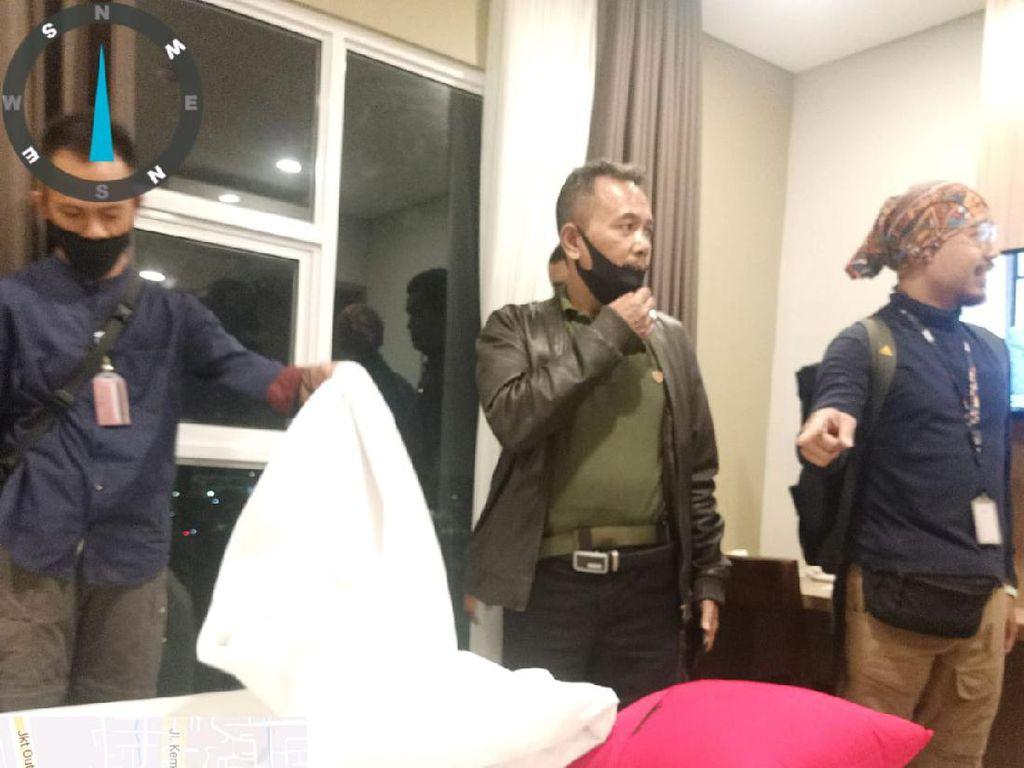 Satpol PP Jakbar Minta Manajemen RedDoorz Buat Pernyataan soal Sejoli Mesum