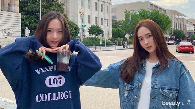Krystal dan Jessica Adik Kakak yang sama - sama terkenal