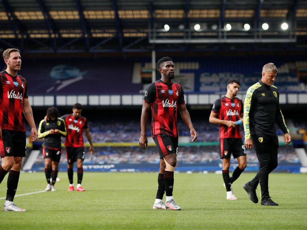 Bournemouth dan Watford Susul Norwich Degradasi dari Premier League