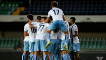 Video Immobile Hat-trick, Lazio Bantai Verona 5-1
