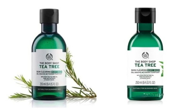 The Body Shop Tea Tree Body Wash/ Foto: Thebodyshop.com