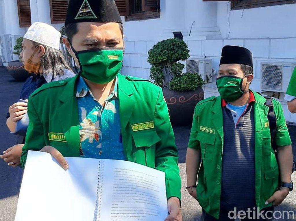 Ansor Surabaya Laporkan Akun Facebook Penghina Kiai