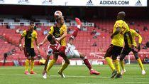 Video Drama 5 Gol di Kemenangan Arsenal atas Watford