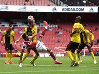 Arsenal Vs Watford: The Gunners Kirim The Hornets ke Divisi Championship