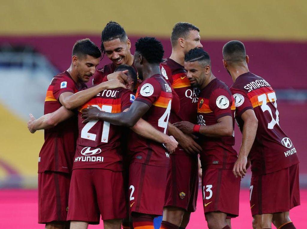 Usai Piemonte Calcio-nya Juve, Kini AS Roma yang Jadi Roma FC