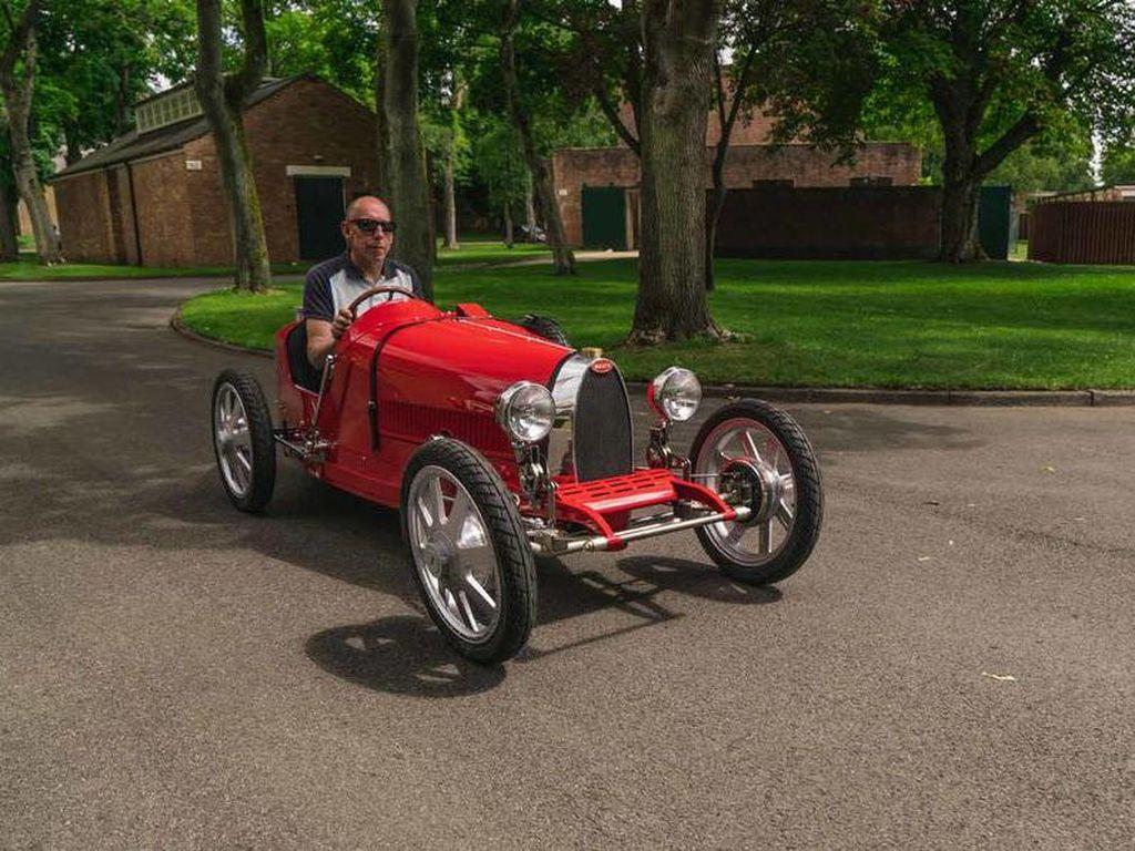 Bugatti Klasik Mungil Bertenaga Listrik Ini Tak Sampai Rp 1 Miliar
