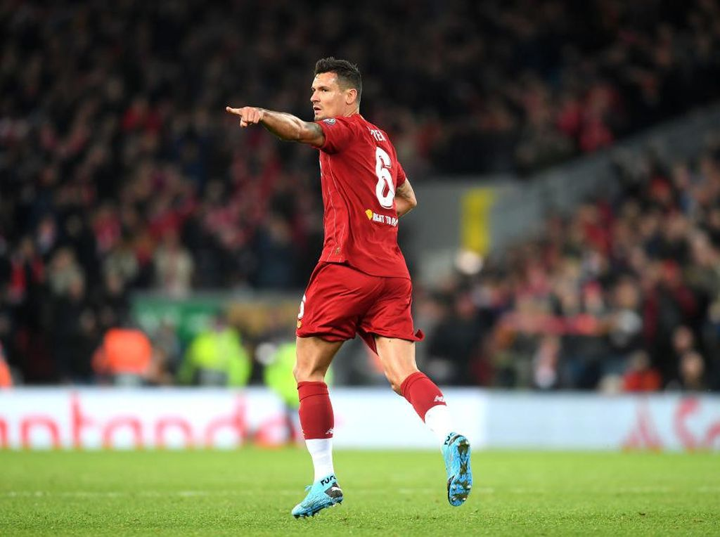 Liverpool Jual Dejan Lovren ke Zenit St Petersburg
