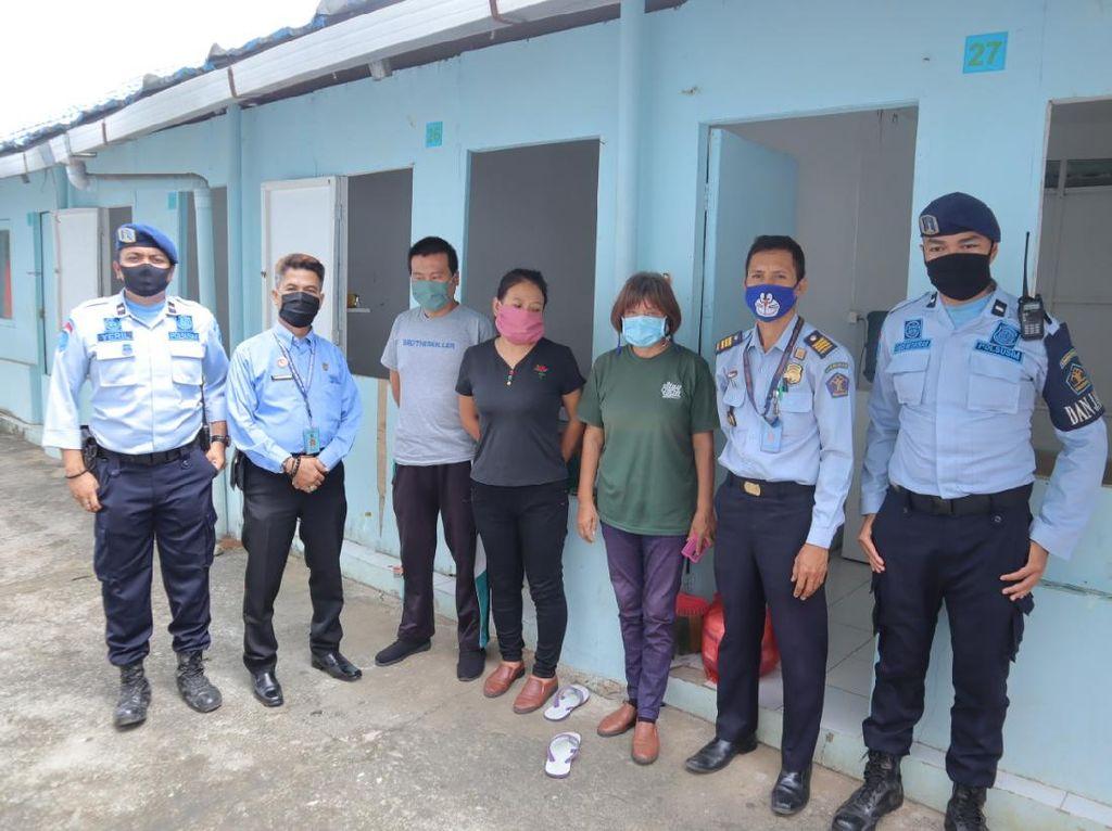 Langgar Izin Tinggal, 3 WNA China Dideportasi Imigrasi Makassar