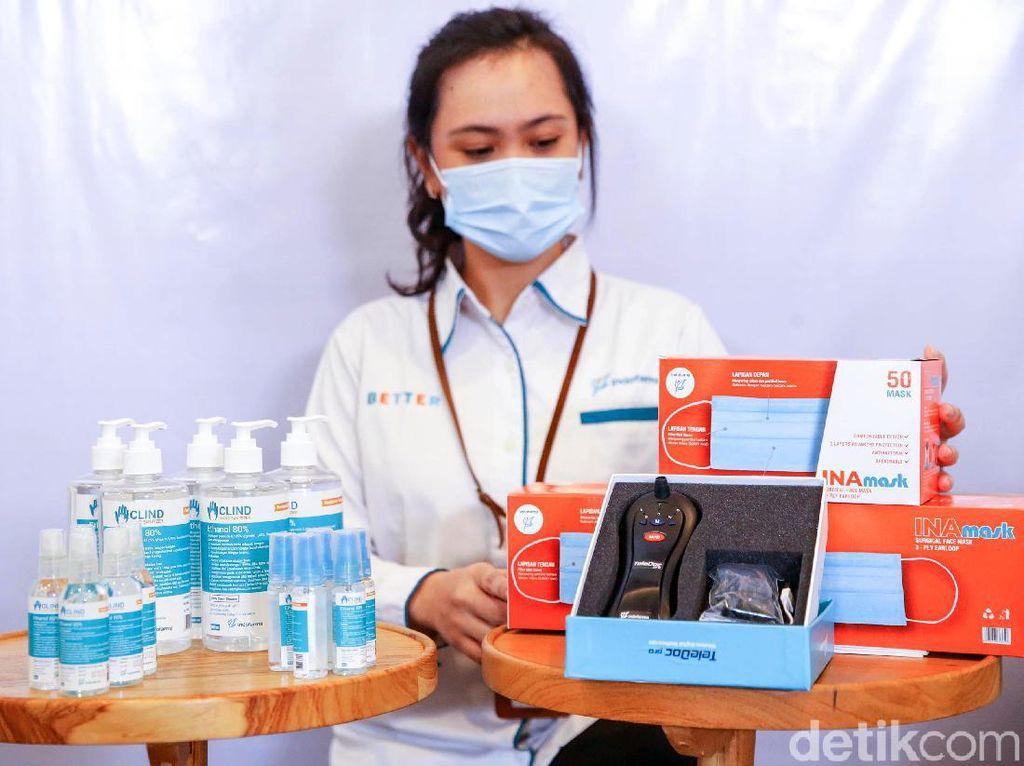 Ini Dia Produk Kesehatan di Masa Pandemi