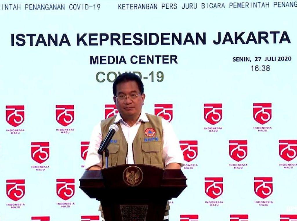 4.100 Kamar Hotel di Jakarta Siap Tampung Pasien OTG Corona
