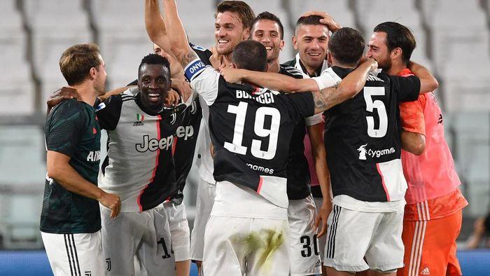 Juventus Juara Liga Italia!