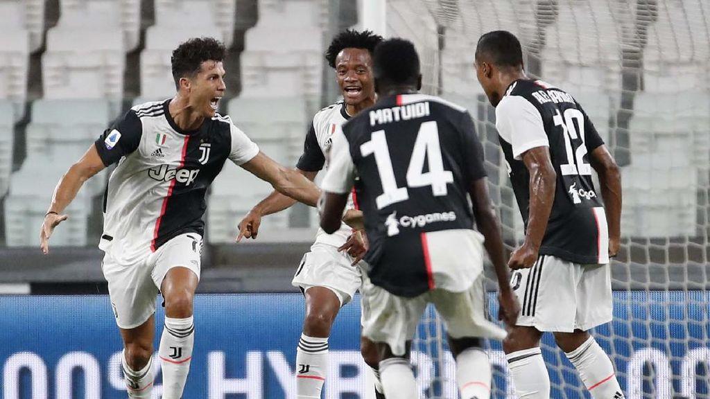 Selamat! Juventus Juara Liga Italia