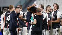 Video: Juventus Juara Liga Italia Lagi, Sudah 9 Scudetto Beruntun
