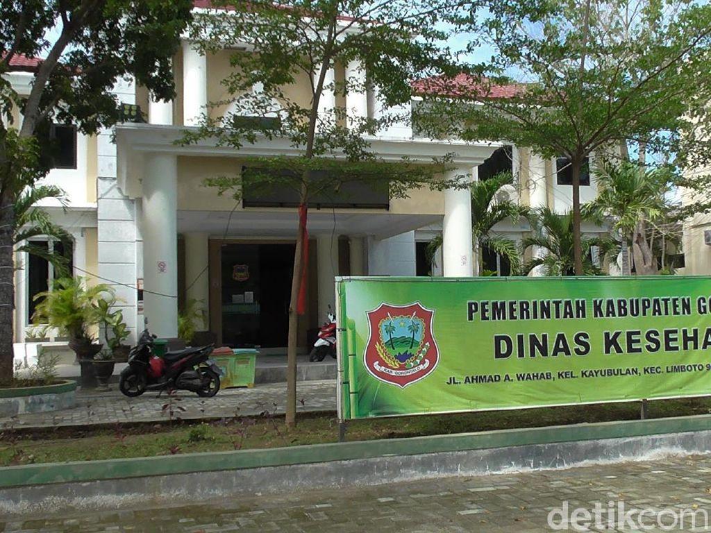 Kadinkes Kabupaten Gorontalo Positif COVID-19, Kantor Dinas Ditutup