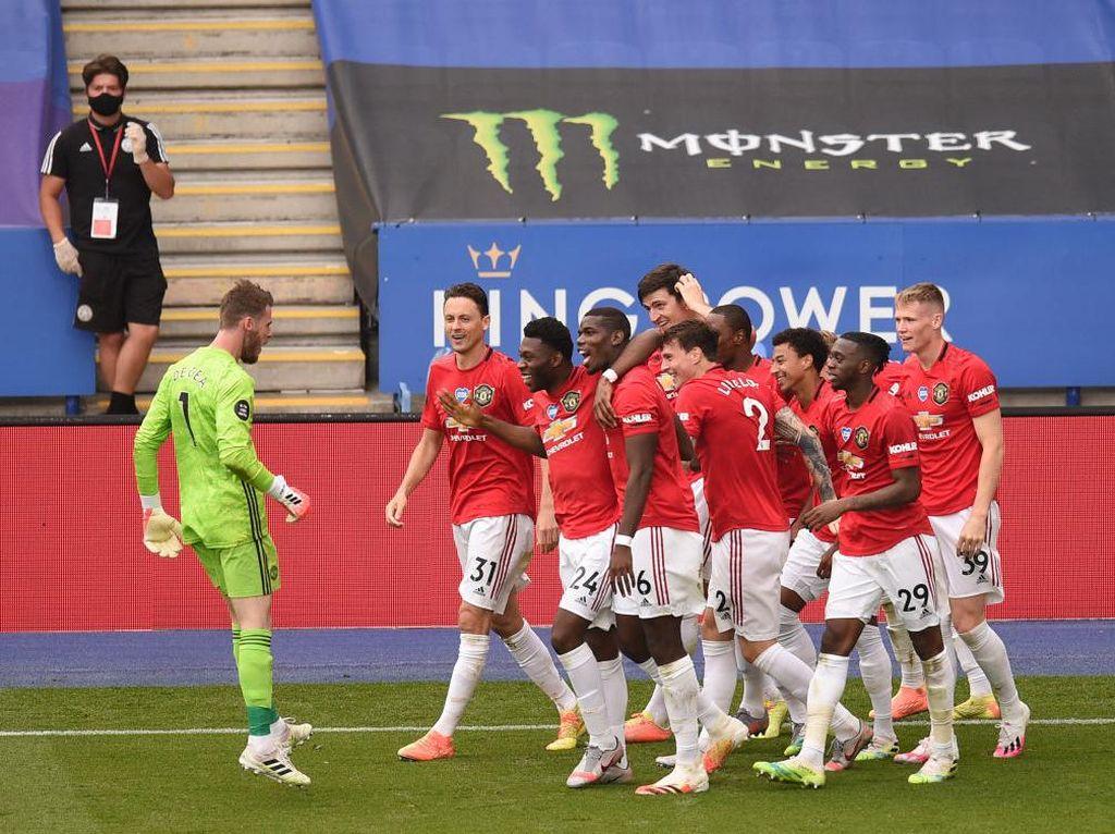 Manchester United dan Angka 14