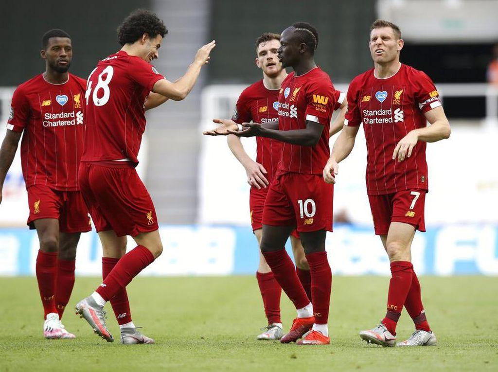 Liverpool Musim Lalu Dibilang Lebih Baik daripada Musim Ini