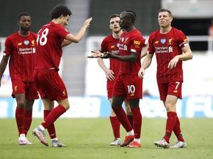 Setahun yang Luar Biasa untuk Liverpool
