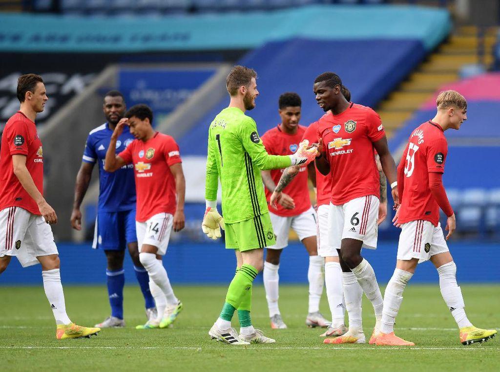 Jalan Panjang Man United ke Liga Champions