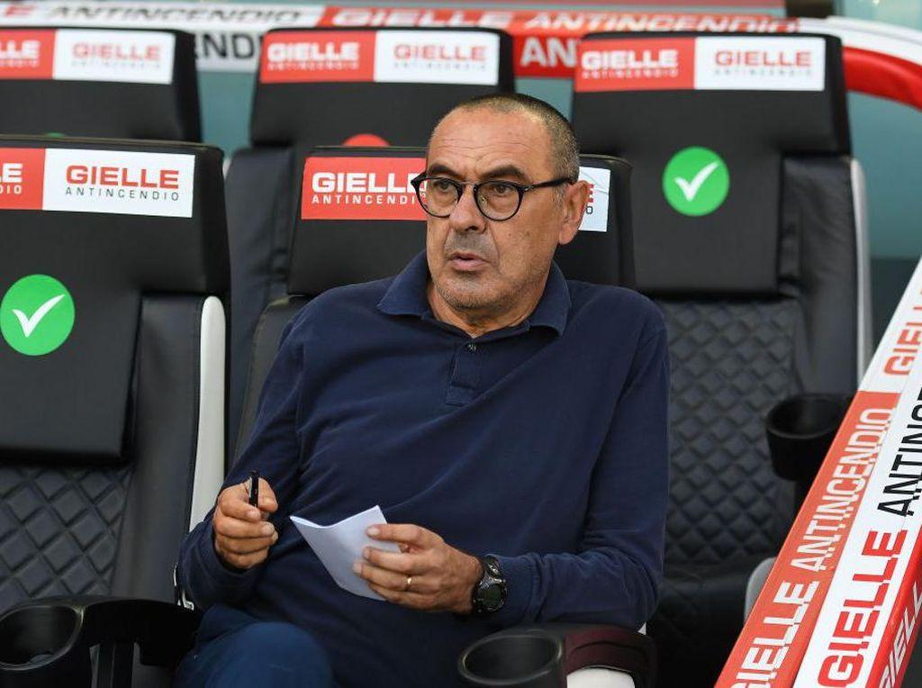 Sarri Akan Melatih Lagi Bulan Desember, Fiorentina Tujuannya?