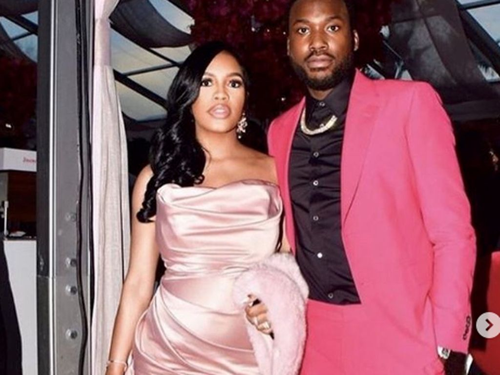 Meek Mill Putus Cinta Usai Dituding Berselingkuh dengan Kim Kardashian