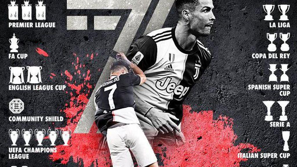 Ronaldo Nan Luar Biasa Warnai Linimasa