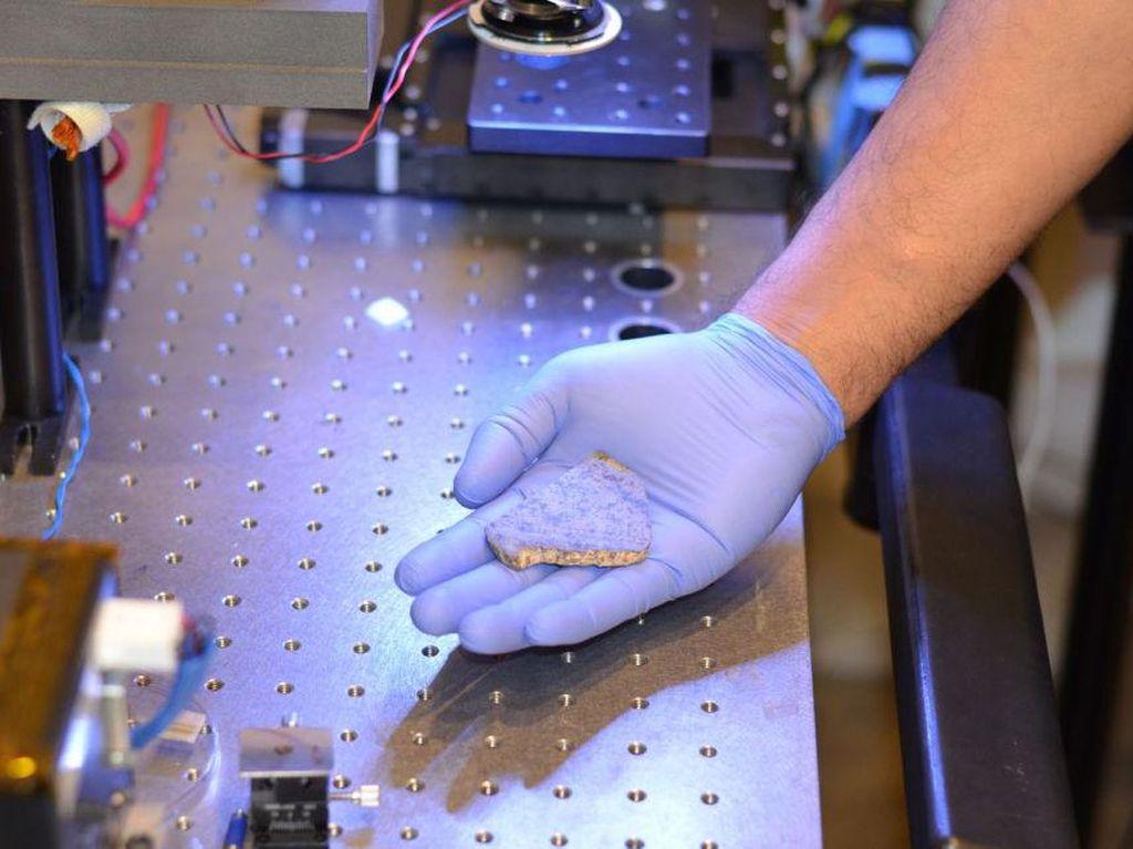 Meteorit Mars Akan Pulang Kampung Bareng Misi NASA