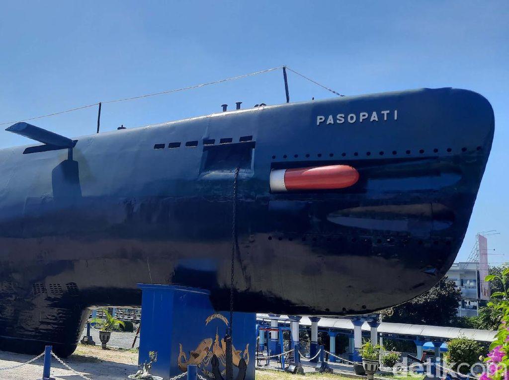 Mengenal KRI Pasopati, Kapal Selam Pertama TNI AL
