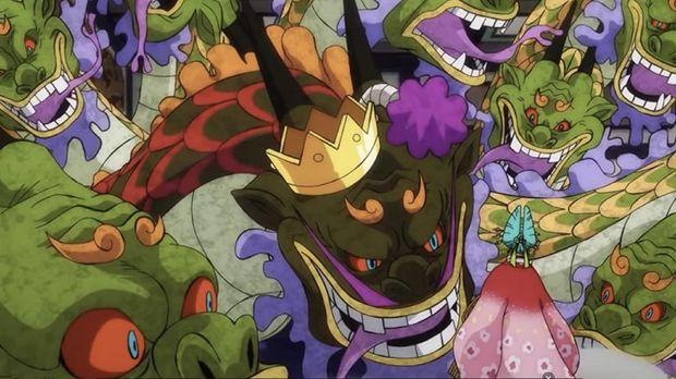 Orochi One Piece.