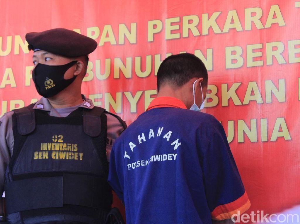 Pria Sadis yang Bunuh Kakek di Musala Ditembak Polisi