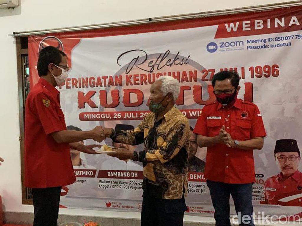Refleksi Kudatuli, PDIP Surabaya Ajak Anak Muda Melek Sejarah