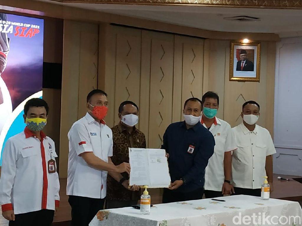 Dana Rp 50,6 Miliar buat Timnas Indonesia U-19 Disanggupi Pemerintah