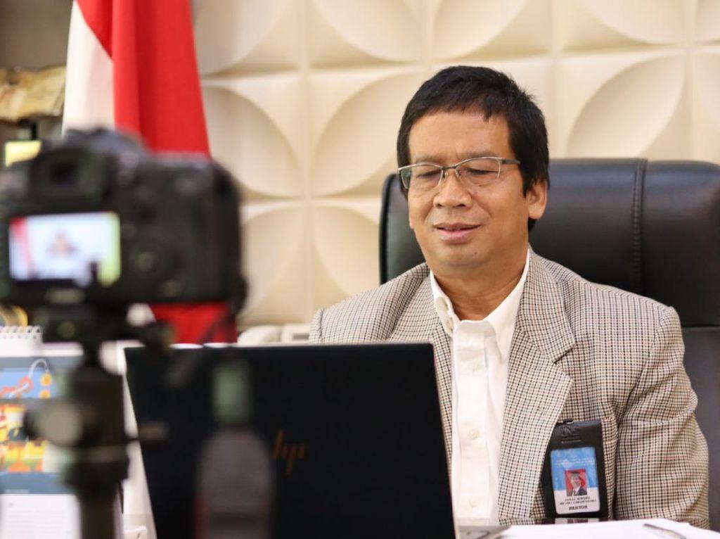 Kasus Self-Plagiarism Rektor Usu Terpilih, Ini Pandangan Majelis Rektor