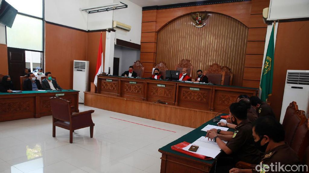 Sidang PK Digelar, Djoko Tjandra Kembali Absen