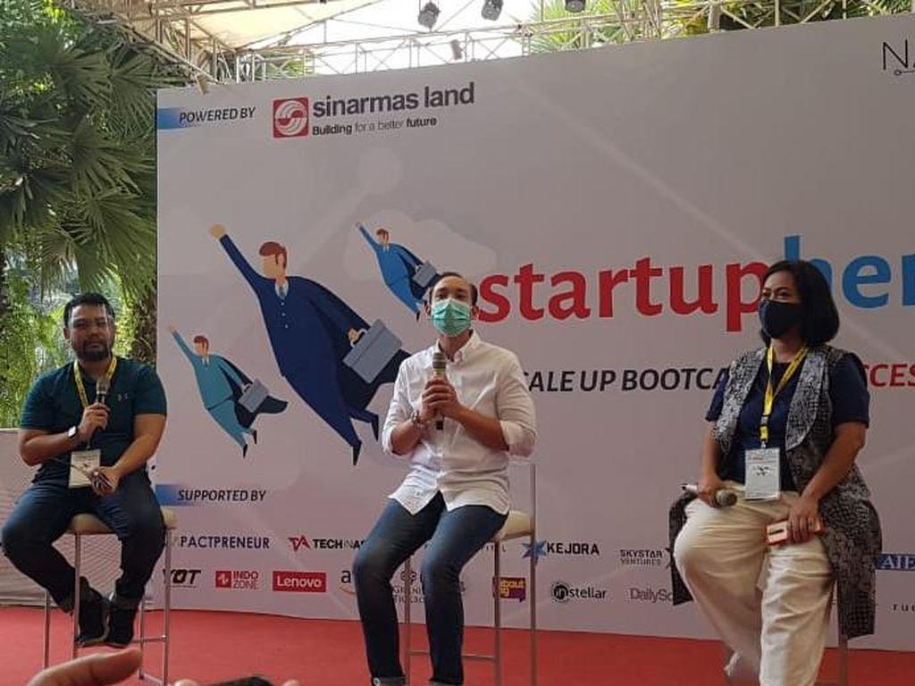 Berburu Startup Lewat Start-up Heroes